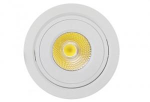 3000lm led down light with adjustable angle