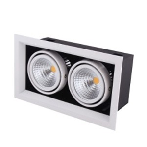 12W Square led down light-double sets HBCD-12W