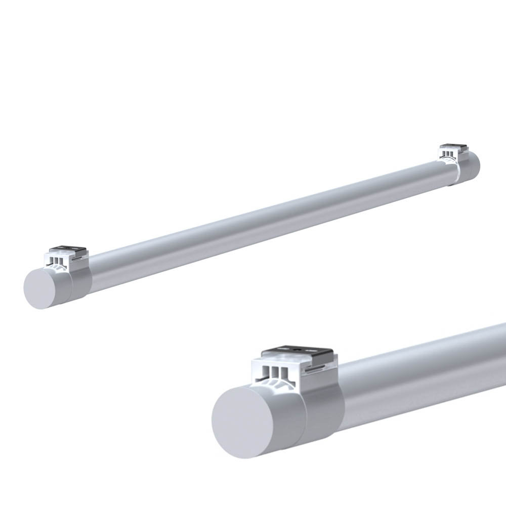 Ip67 24w Led Tube Light T8 1200mm Linear Light Fixture