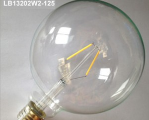 led filament bulb light LB13202W2-125