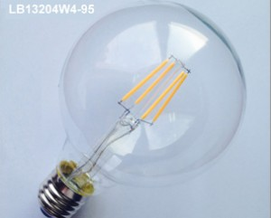 led filament bulb light LB13204W4-95