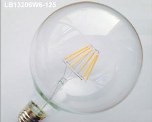 led filament bulb light LB13206W6-125