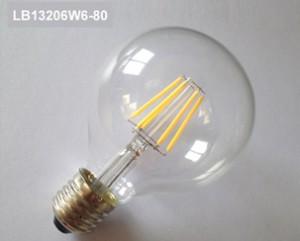 led filament bulb light LB13206W6-80