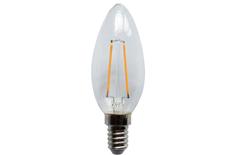 led filament candle light C35-2W 3W