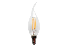 4W led filament candle light LC1344W4-35
