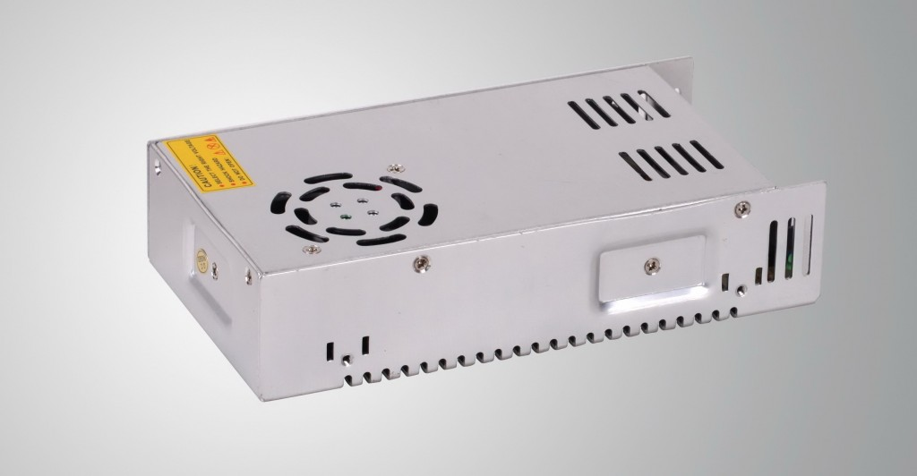 led drive with open frame 2