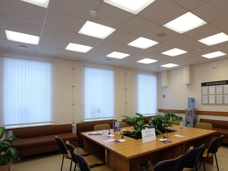 Corporate Campus Lighting Led Light Fixtures Office Lighting