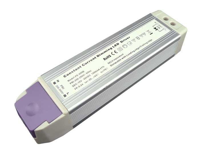 30W 45W TRIAC Dimmable LED Driver