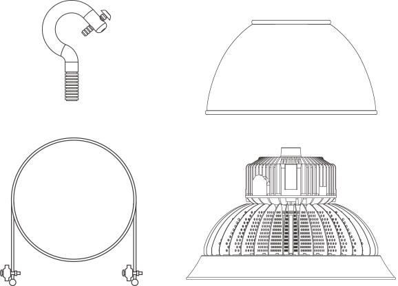 installaltion-of-led-high-bay-light