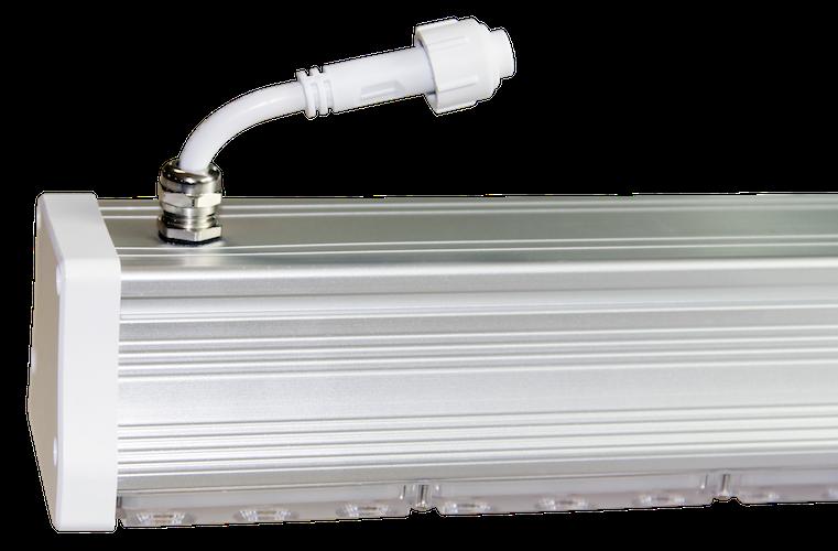 LL1608 LED Linear light fast connectors