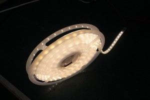 led strip,Waterproof IP68,4.8W,  FL-J3528-24-60