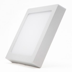 Surface led panel-square shape