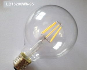 led filament bulb light LB13206W6-95