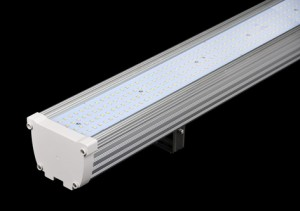 TP148 series led tri-proof light clear cover