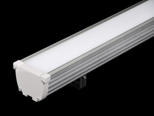 TP148 series led tri-proof light frosted cover