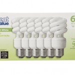 Walmart sells top-rated lightbulbs at bargain prices