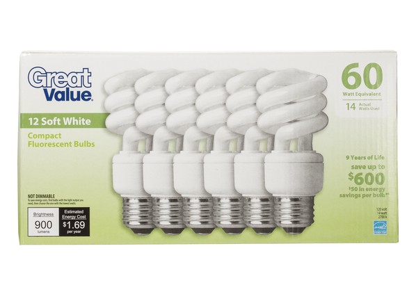 Walmart Sells Top Rated Lightbulbs At Bargain Prices Gorgeous Group Limited
