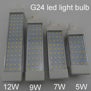 G24 led light bulb