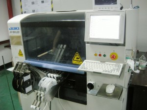 SMD led package machine
