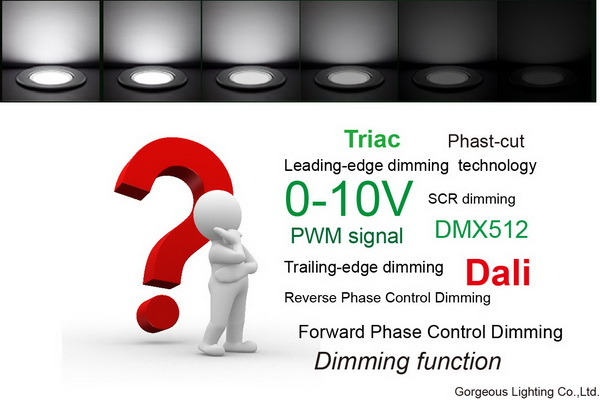 Dimming-function